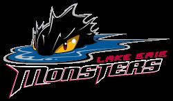 Logo as Lake Erie Monsters