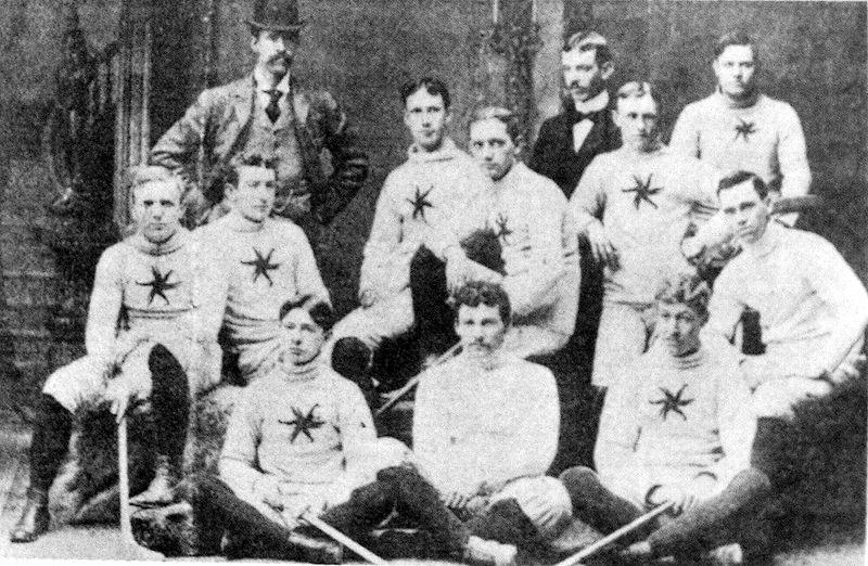 1894–95 Ottawa Hockey Club season