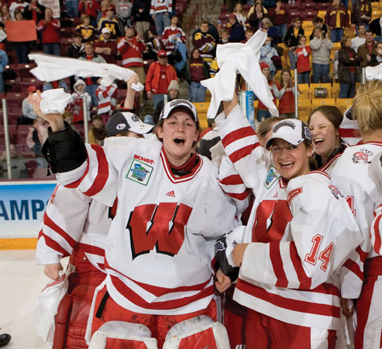 2005–06 Wisconsin Badgers women's ice hockey season