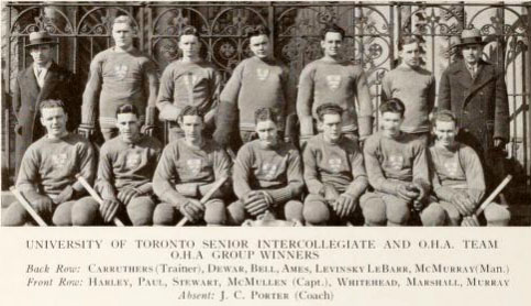 1929-30 OHA Senior Season