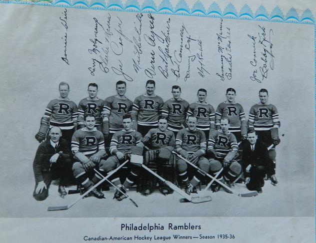 1935-36 Canadian-American Hockey League season
