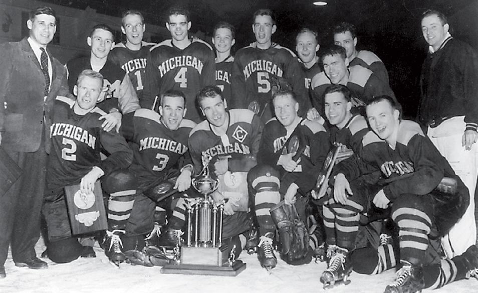 1955 Frozen Four