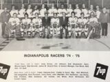 1974–75 Indianapolis Racers season