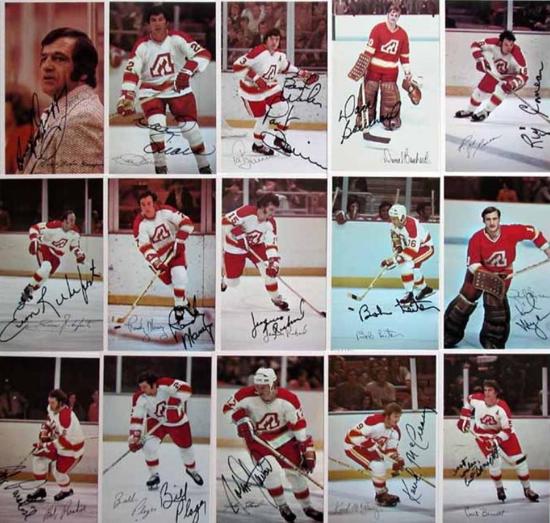 1972–73 Atlanta Flames season