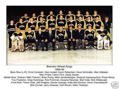 1989–90 WHL season