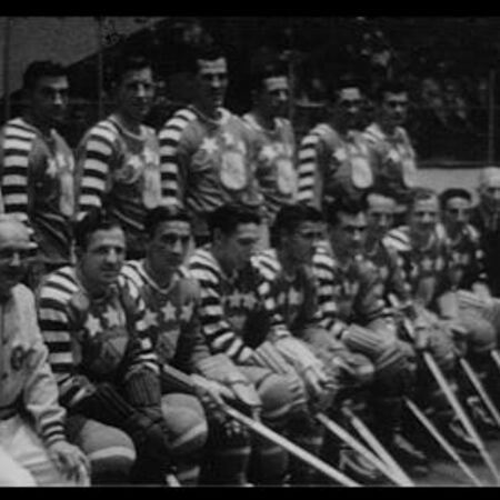 First National Hockey League Allstar Game (1947)