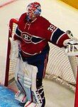 Mike Condon, Montreal Canadiens 3, Ottawa Senators 4, Centre Bell, Montreal, Quebec (29773480240) (cropped)