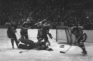 1938-39-Hawks Leafs