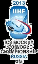 2013 IIHF U-20 Championship logo.png