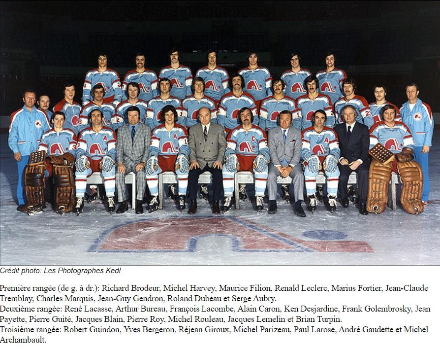 1972–73 Quebec Nordiques season