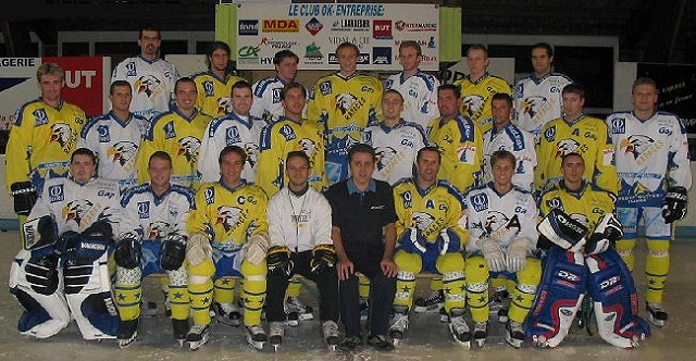 2003-04 Ligue Magnus season