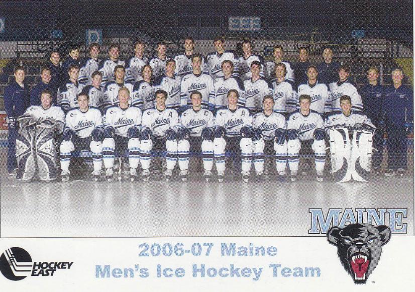 2006–07 NCAA Division I men's ice hockey season