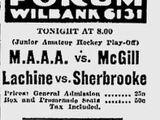 1931-32 Quebec Junior Playoffs