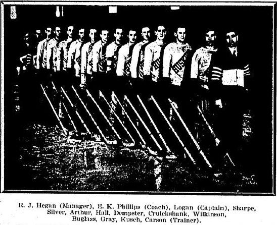 1933-34 WCIAU Season