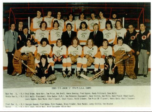 1975 Clarence Schmalz Cup