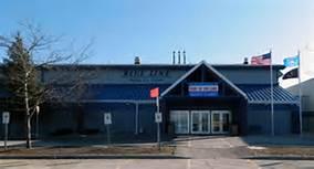 Blue Line Ice Center