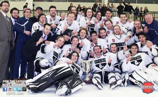 2015-16 USP3HL Season
