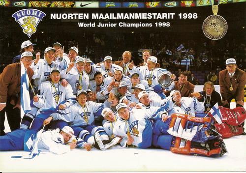 1998 World Junior Ice Hockey Championships