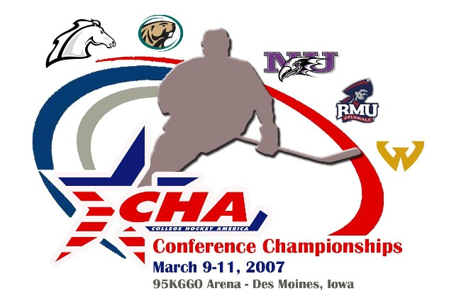2007 CHA Men's Ice Hockey Tournament
