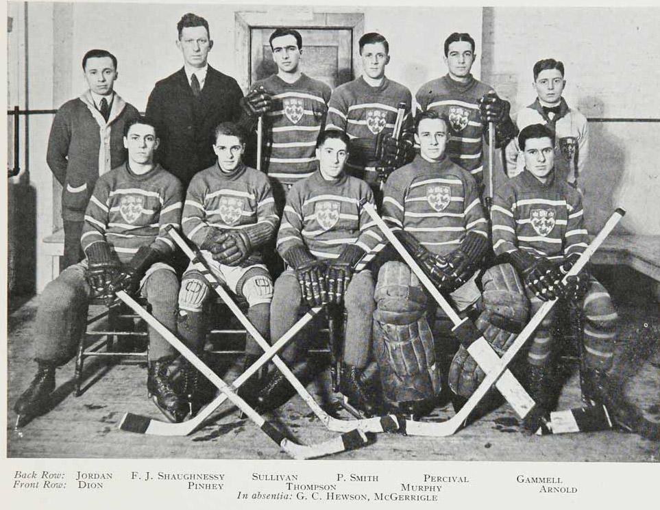 1924-25 Intermediate Intercollegiate