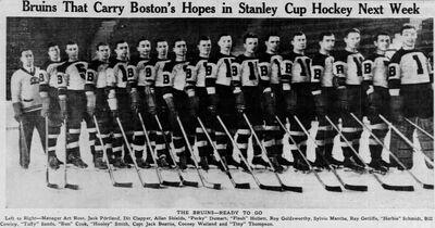 1936-37 Bruins team-Mar1937.jpg