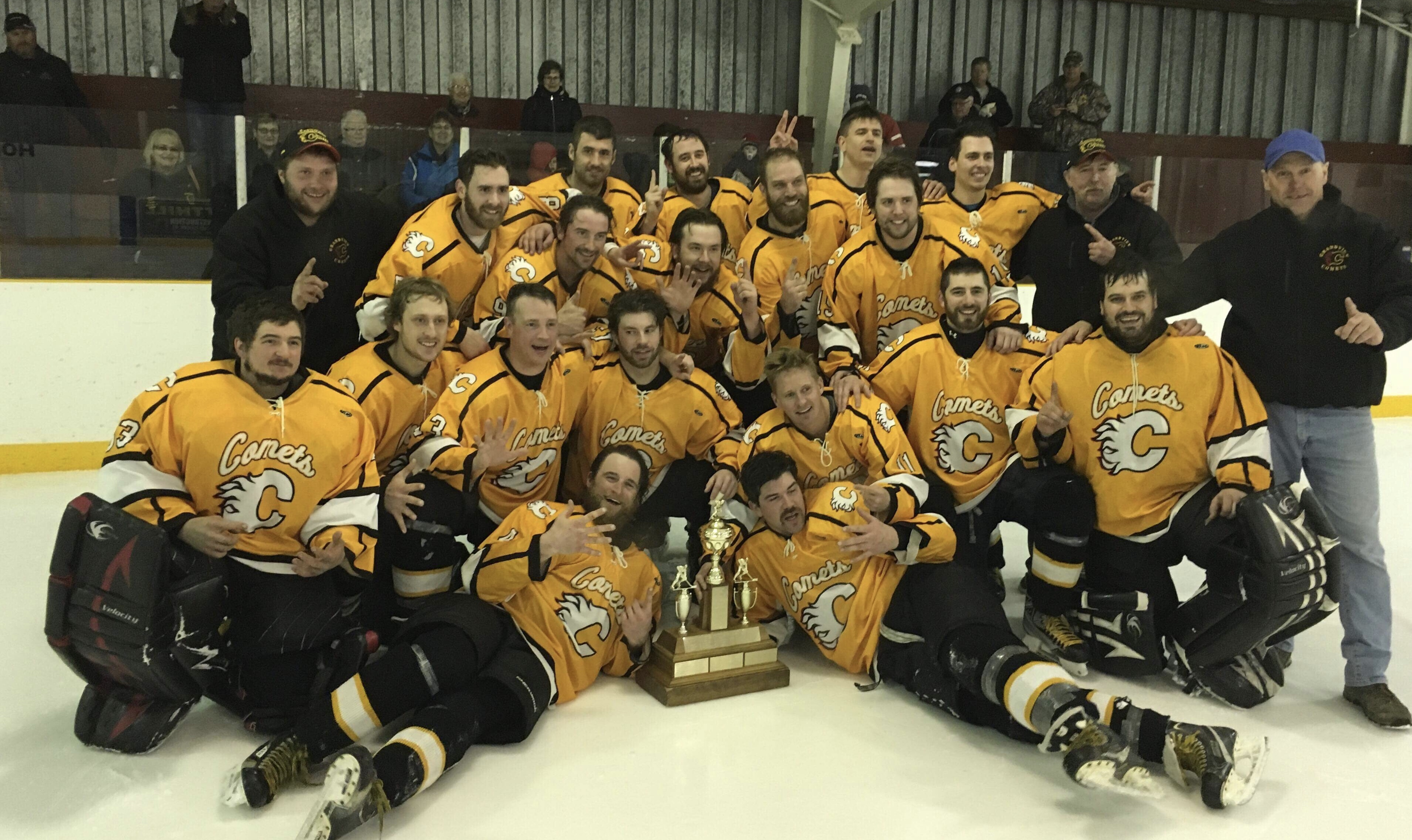 2017-18 North Central Hockey League season
