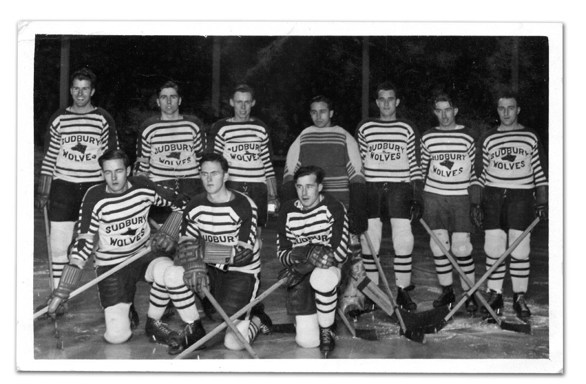 1931-32 Northern Ontario Junior Playoffs