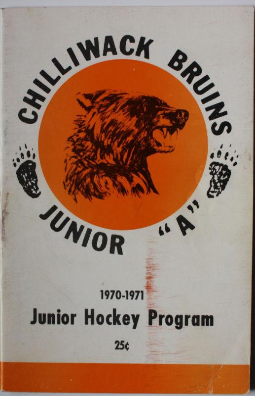 Chilliwack Bruins (BCJHL)