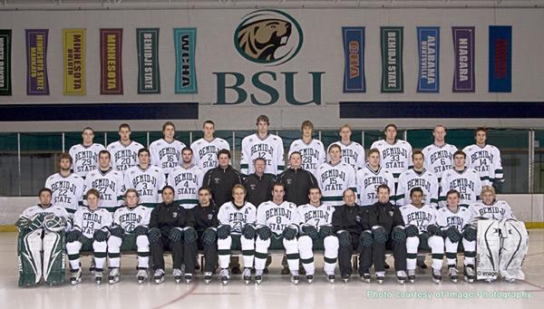 2008–09 NCAA Division I men's ice hockey season