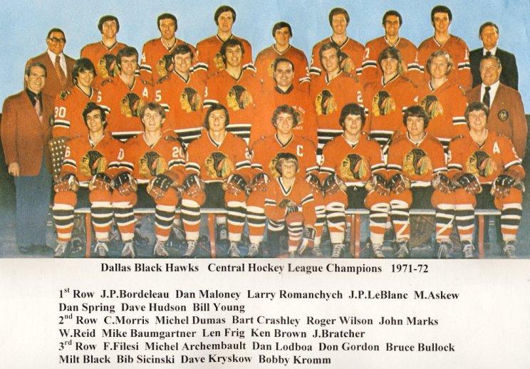 1971-72 CHL season