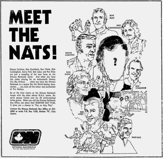 1972–73 Ottawa Nationals season