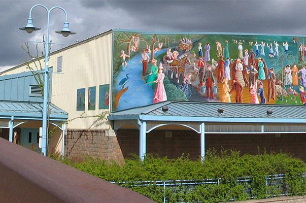 Sherwood Park Arena