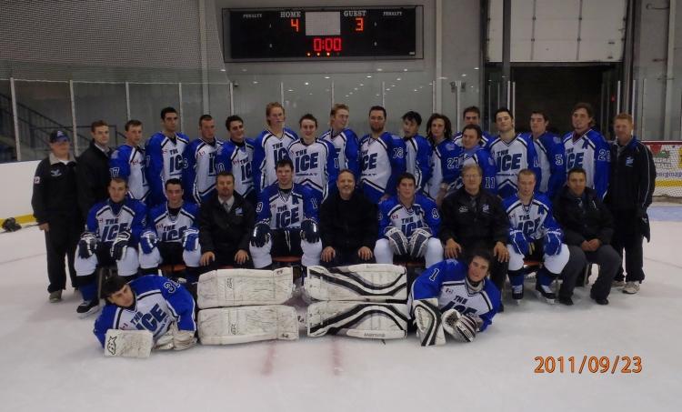 2011-12 COJCHL Season