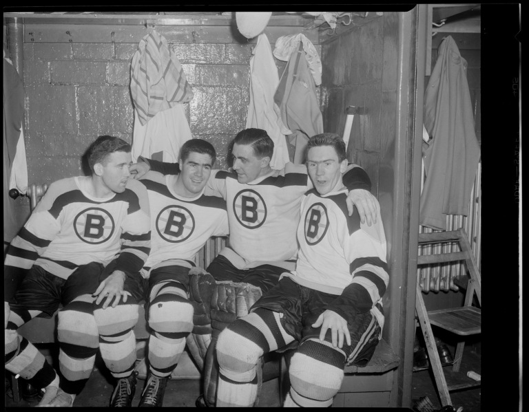 1953–54 Boston Bruins season