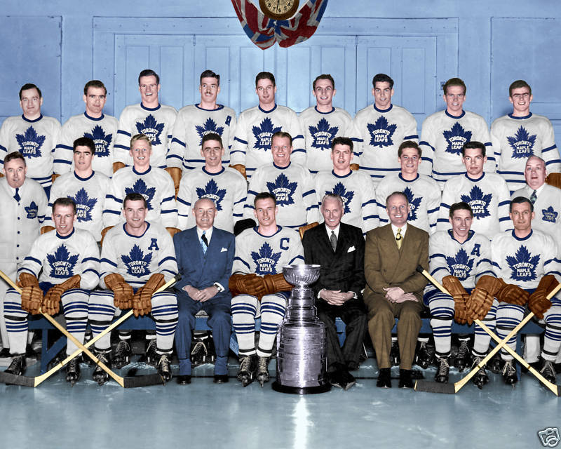 1949 Stanley Cup Finals