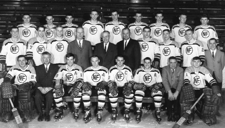 1964-65 Memorial Cup Final