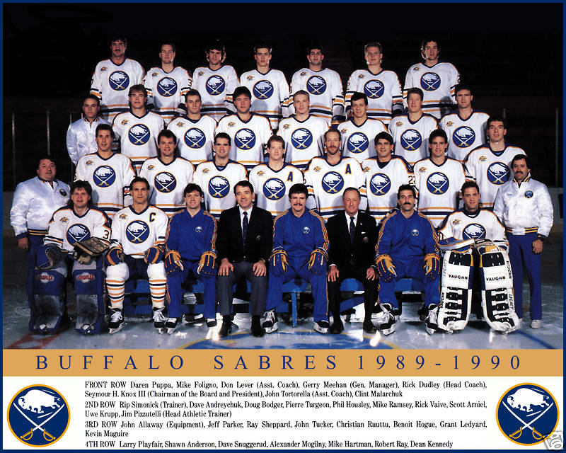 1989–90 Buffalo Sabres season