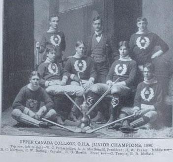 1897-98 OHA Junior Season