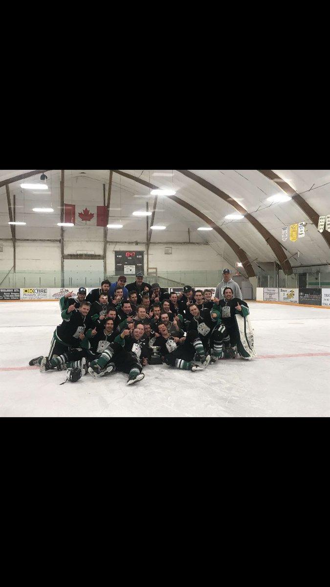 2017-18 East Central Senior Hockey League Season