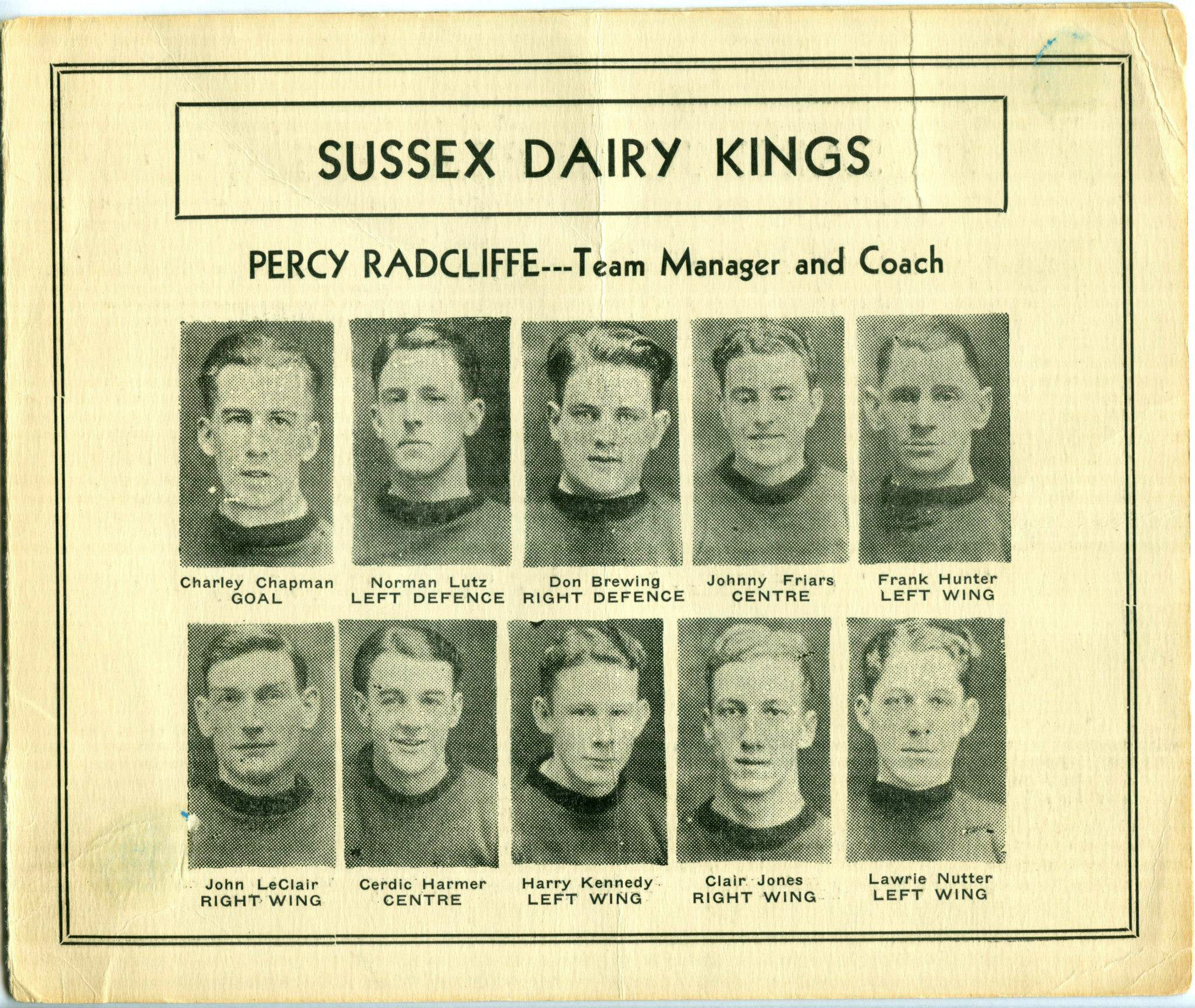 Sussex Dairy Kings