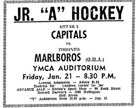1965-66 CJHL Season