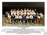 1983-84 Brandon Wheat Kings season