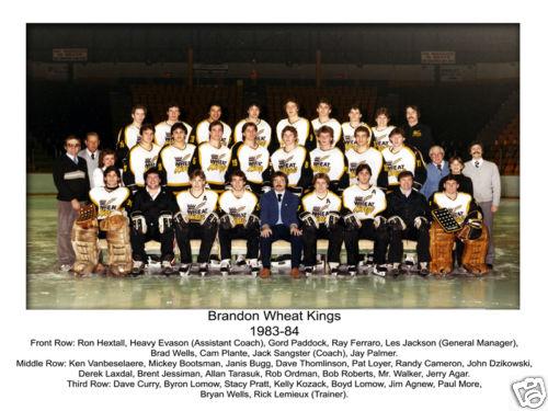 1983-84 WHL season