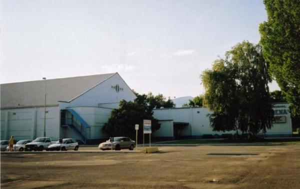 Kelowna Memorial Arena