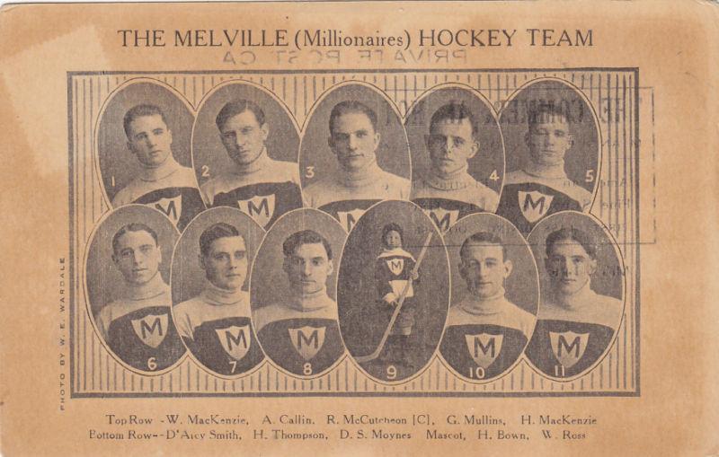 Melville Millionaires