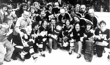 1976 Frozen Four