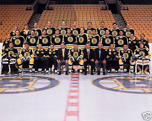 1995–96 Boston Bruins season