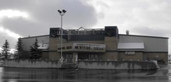 Carstairs Memorial Arena