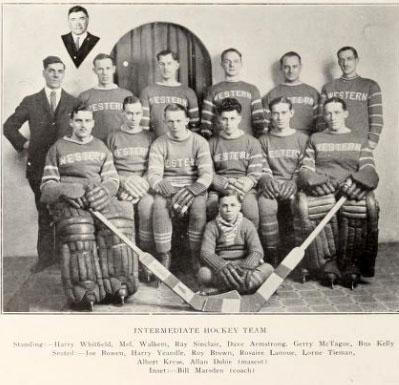 1928-29 OHA Intermediate Playoffs