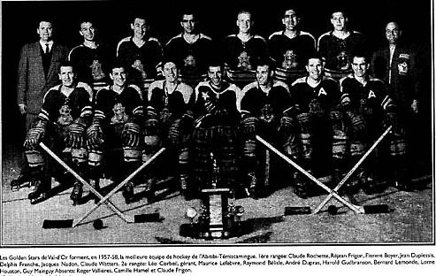 1957-58 NWQHL season